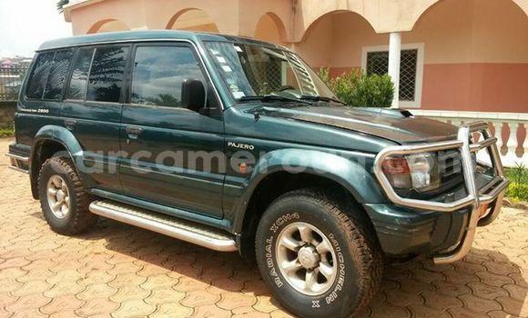 Acheter Occasion Voiture Mitsubishi Pajero Noir à Yaoundé au Central Cameroon