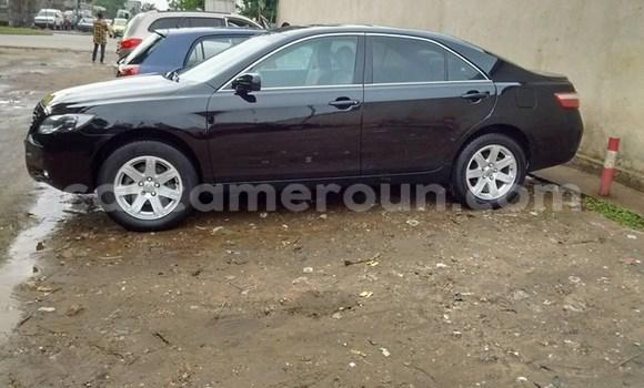 Acheter Occasion Voiture Toyota Camry Noir à Douala au Littoral Cameroon