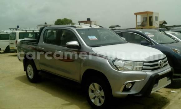 Acheter Occasion Voiture Toyota Hilux Gris à Yaoundé au Central Cameroon