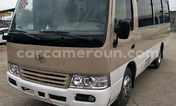 Acheter Occasion Utilitaire Toyota HiAce Beige à Yaoundé au Central Cameroon