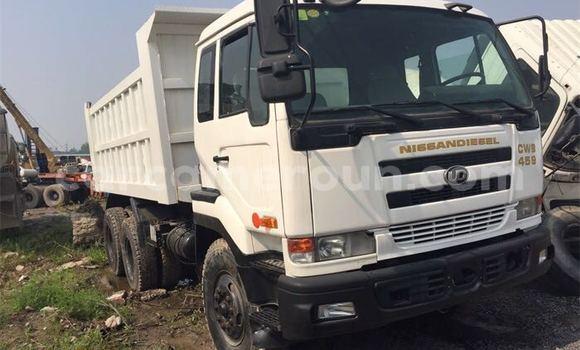 Acheter Occasion Utilitaire Nissan UD Blanc à Yaoundé au Central Cameroon