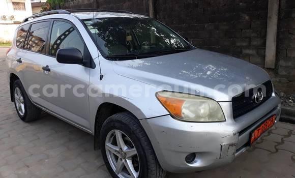 Acheter Occasion Voiture Toyota RAV4 Gris à Douala au Littoral Cameroon