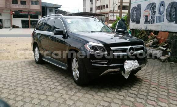 Acheter Occasion Voiture Mercedes Benz GL-Class Noir à Douala au Littoral Cameroon