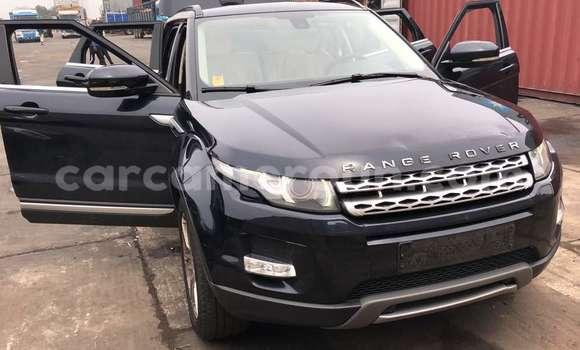 Acheter Occasion Voiture Land Rover Range Rover Evoque Noir à Douala au Littoral Cameroon