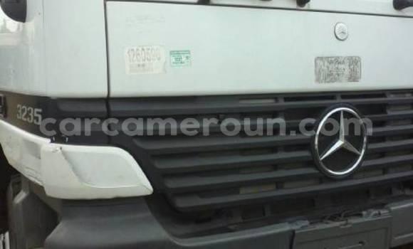 Acheter Occasion Utilitaire Mercedes‒Benz Truck Blanc à Douala au Littoral Cameroon