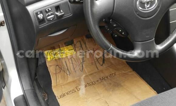 Acheter Occasion Voiture Toyota Corolla Gris à Douala au Littoral Cameroon