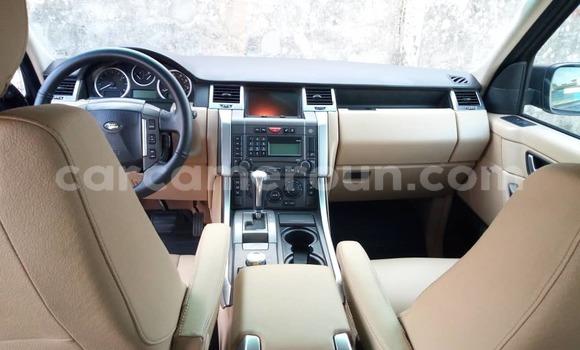 Acheter Occasion Voiture Land Rover Range Rover Noir à Douala au Littoral Cameroon