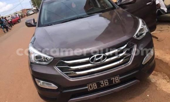 Acheter Occasion Voiture Hyundai Santa Fe Autre à Yaoundé, Central Cameroon