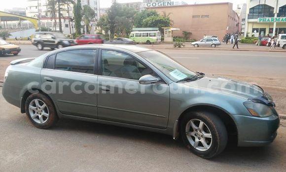 Acheter Occasion Voiture Nissan Altima Gris à Yaoundé au Central Cameroon