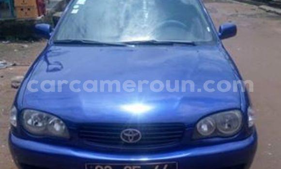 Acheter Occasion Voiture Toyota Corolla Bleu à Douala au Littoral Cameroon