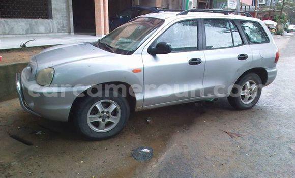 Acheter Occasion Voiture Hyundai Santa Fe Gris à Yaoundé, Central Cameroon