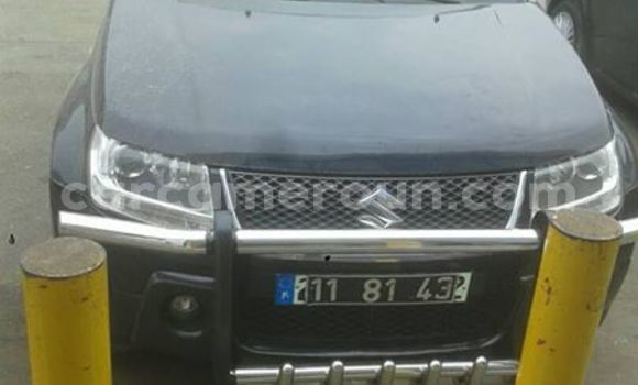 Acheter Occasion Voiture Suzuki Vitara Noir à Yaoundé au Central Cameroon