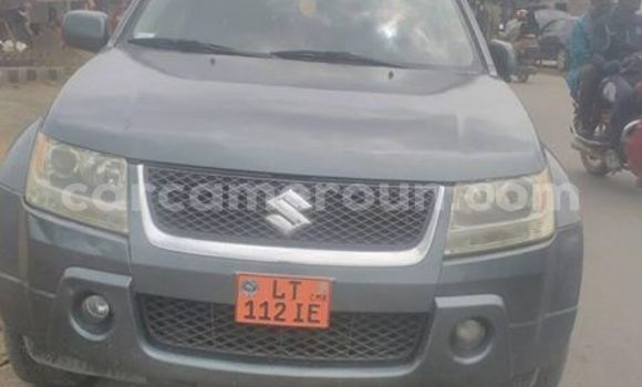 Acheter Occasion Voiture Suzuki Grand Vitara Gris à Douala au Littoral Cameroon