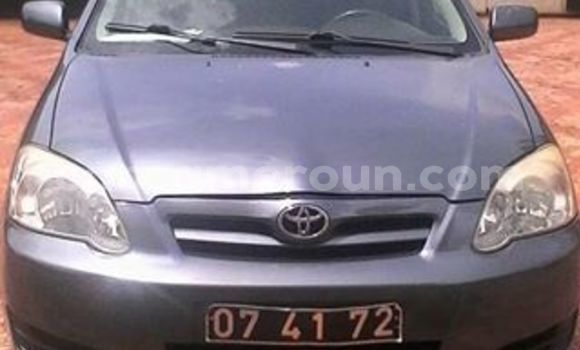Acheter Occasions Voiture Toyota Corolla Autre à Douala, Littoral Cameroon