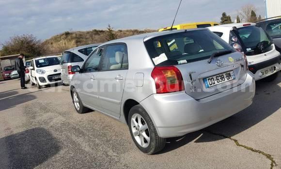 Acheter Occasions Voiture Toyota Corolla Gris à Yaoundé au Central Cameroon