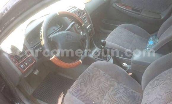Acheter Occasions Voiture Toyota Avensis Noir à Yaoundé au Central Cameroon