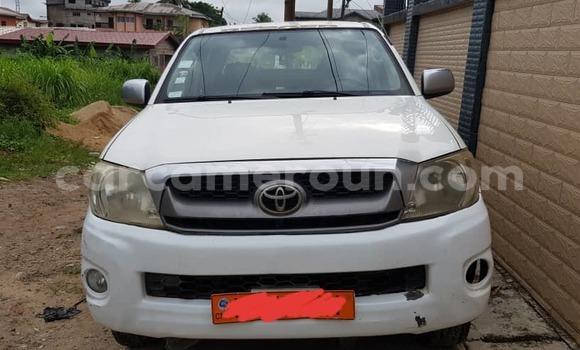 Acheter Occasions Voiture Toyota Hilux Blanc à Douala au Littoral Cameroon
