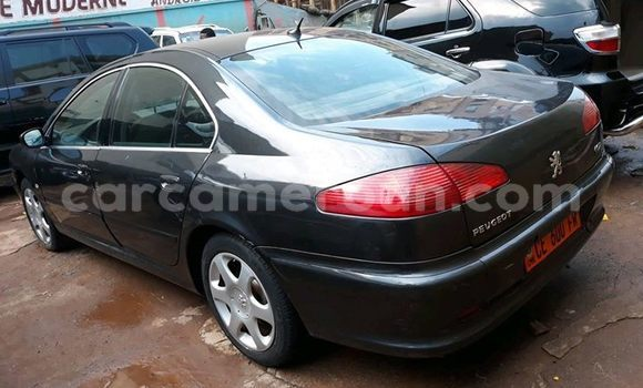 Acheter Occasions Voiture Peugeot 607 Autre à Yaoundé au Central Cameroon