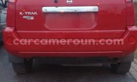Acheter Occasions Voiture Nissan X–Trail Rouge à Douala au Littoral Cameroon