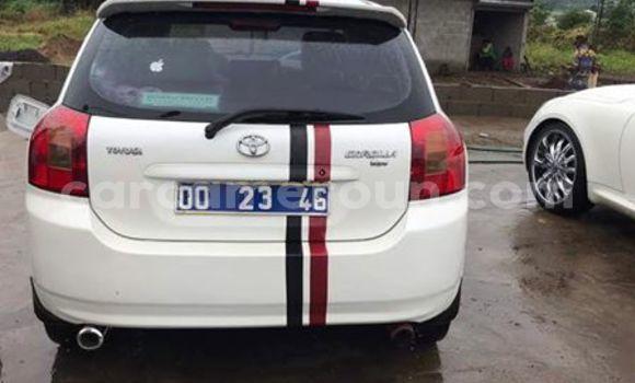 Acheter Occasions Voiture Toyota Corolla Blanc à Buea au Southwest Cameroon